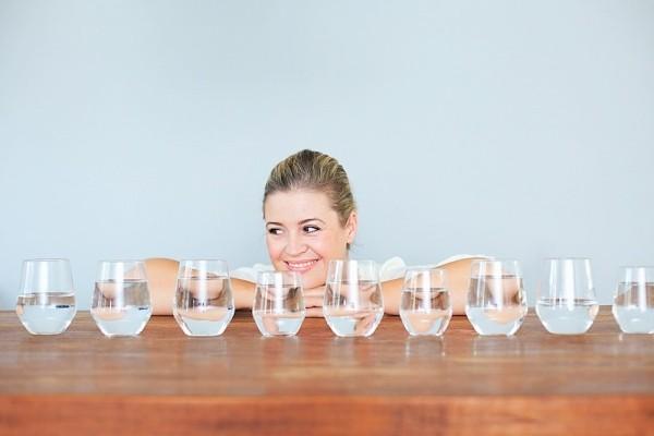 Uống nước thế nào mới đúng cách